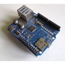 Moduł ethernet microSD W5100