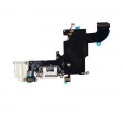Taśma IPhone 6S Złącze Ładowania HF flex Biały