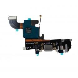 Taśma IPhone 6S Złącze Ładowania HF flex czarny