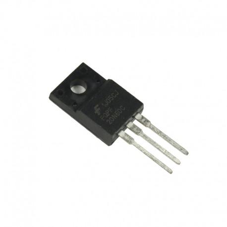 Tranzystor 20N60C TO-220 20A 600V IGBT